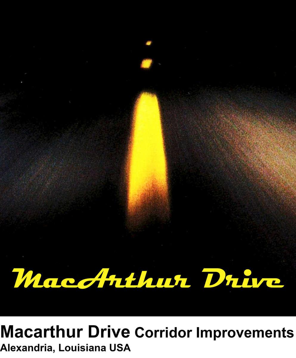 Macarthur Drive Streetscape