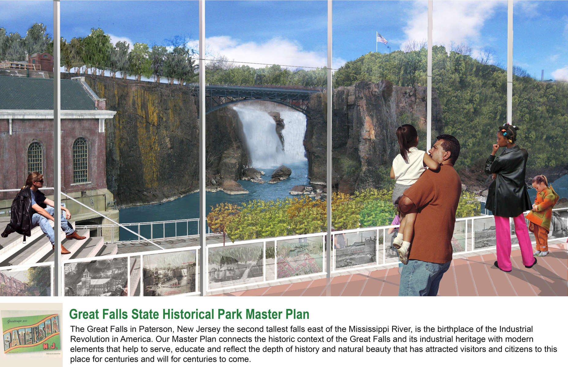 Great Falls Urban Park Master Plan