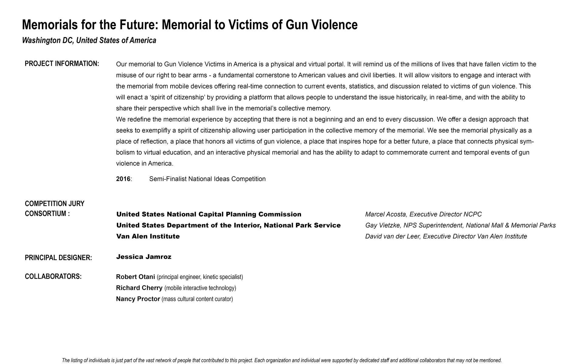 Project-Credits-Memorial-to-victims-of-gun-violence