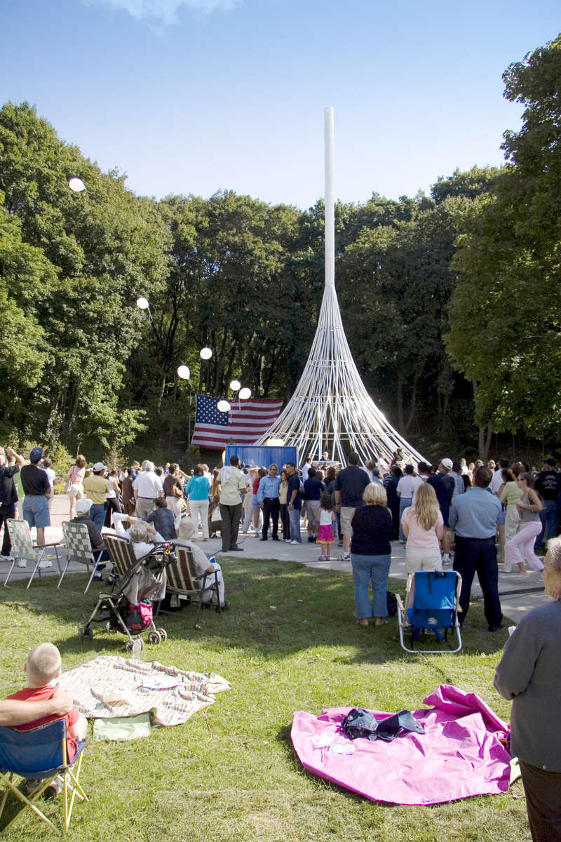 The Rising: Westchester's September 11th Memorial