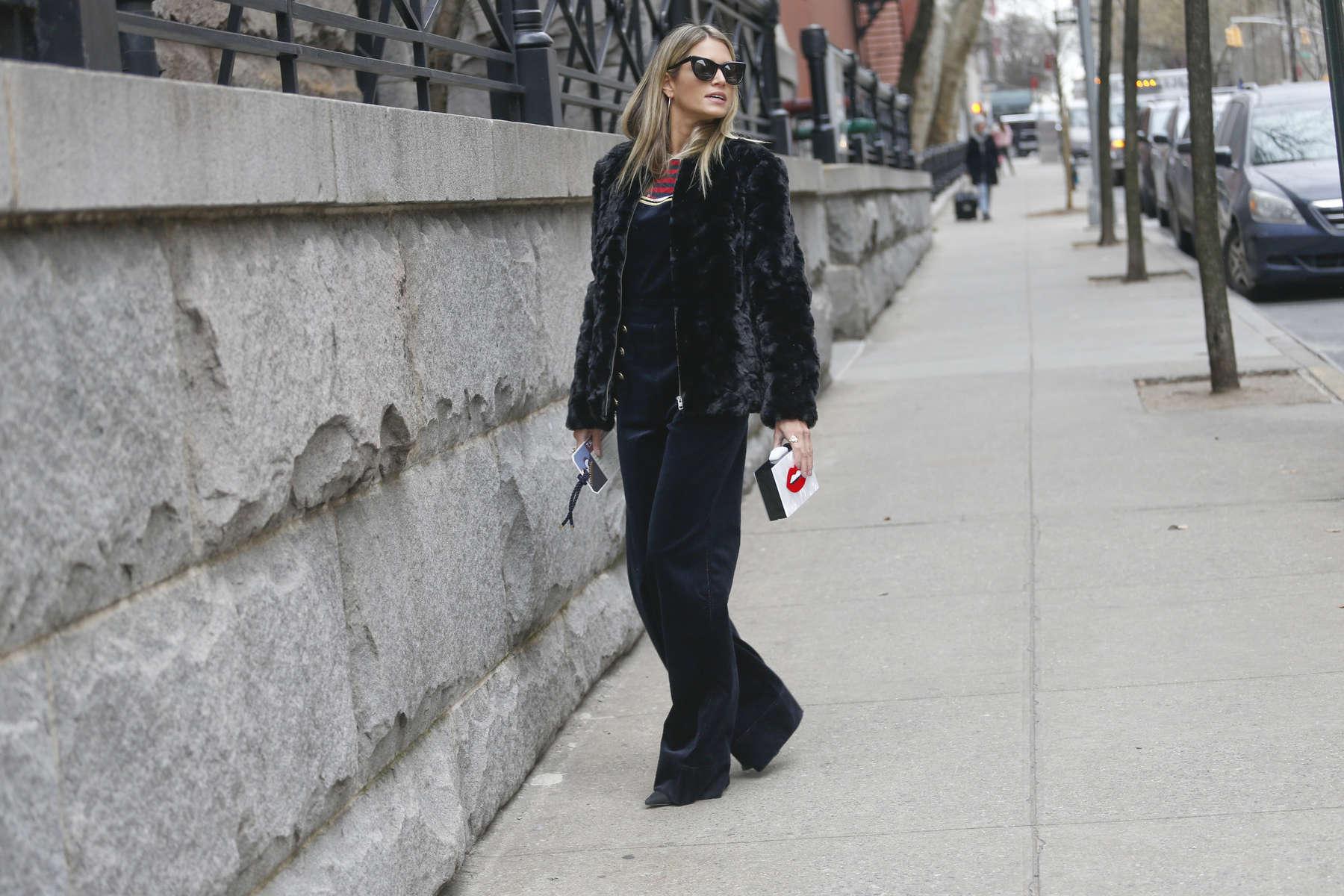 Helena Bordon - New York Fashion Week, Feb. 2016