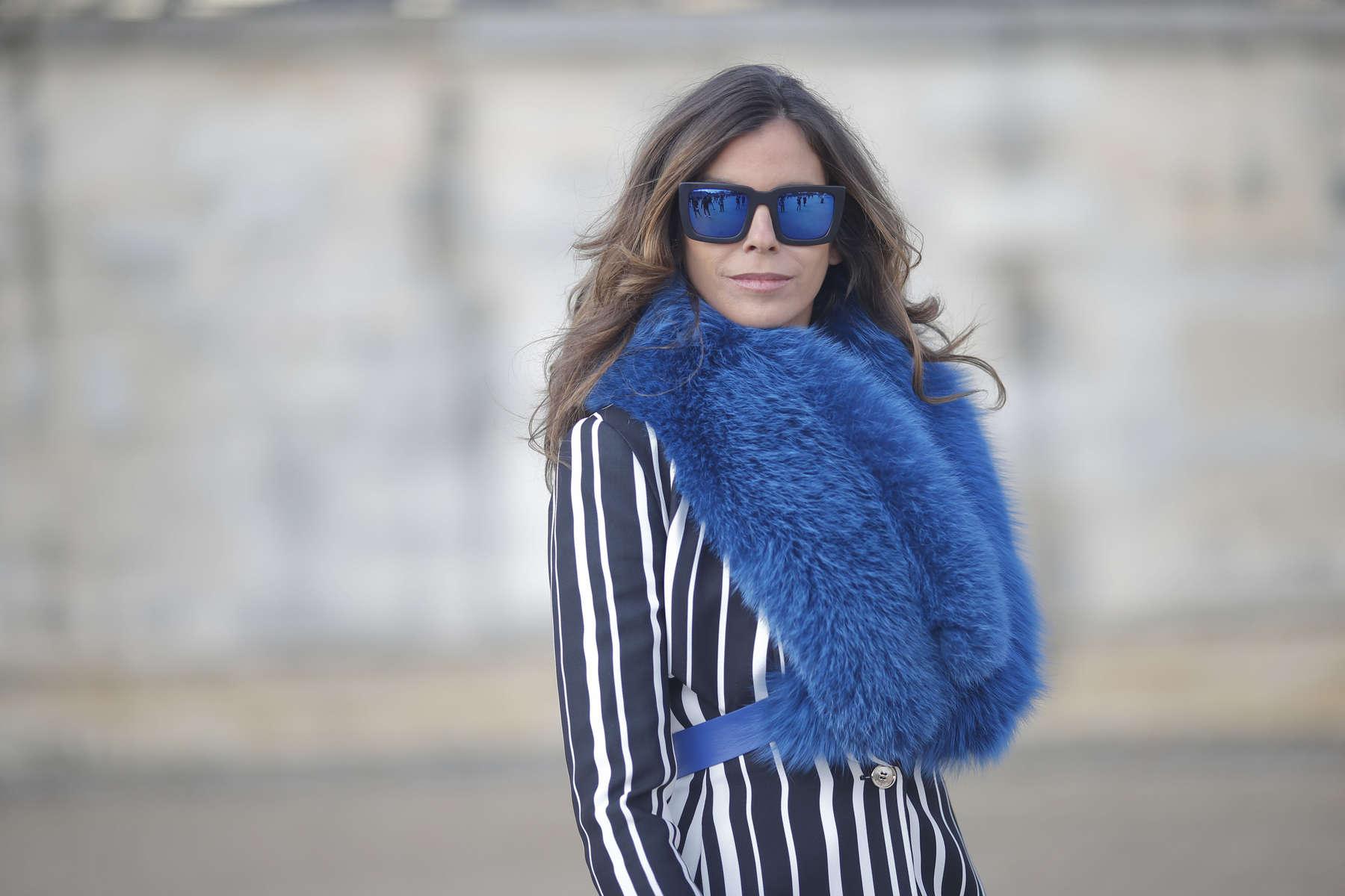 Christina Pitanguy - Paris Fashion Week, March 2016