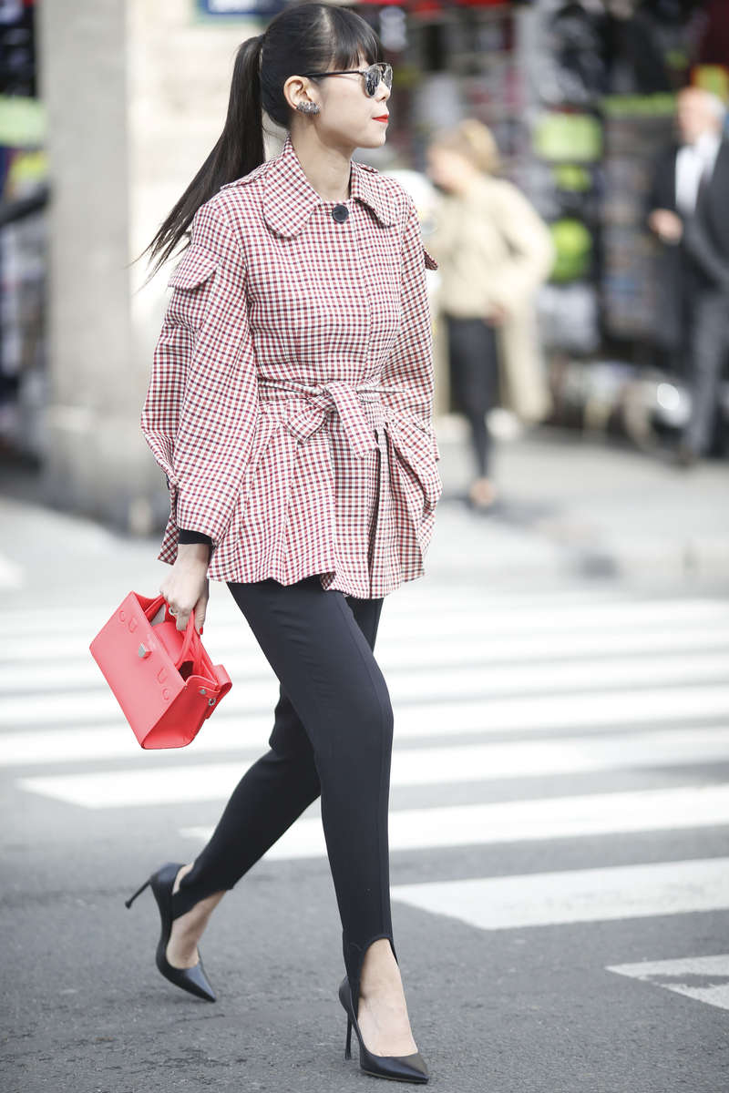 Leaf Greener - Paris Fashion Week, March 2016