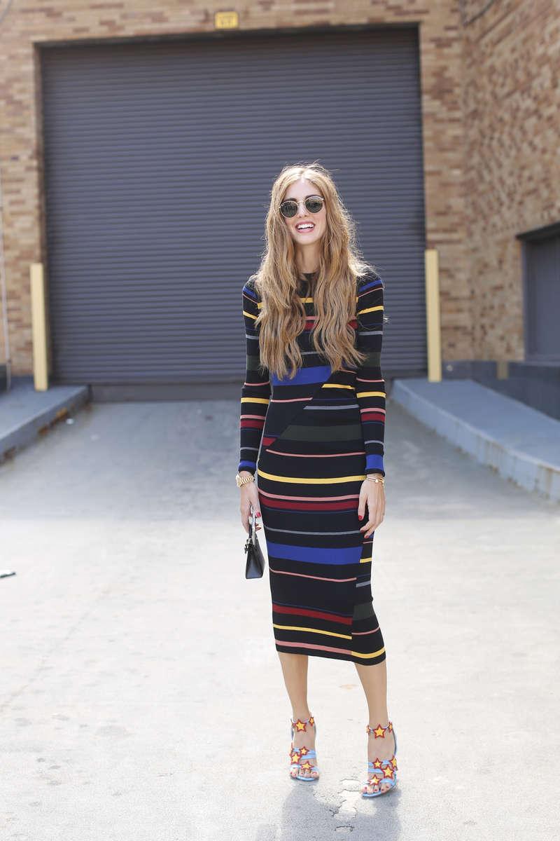 Chiara Ferragni - New York Fashion Week, Sept. 2015