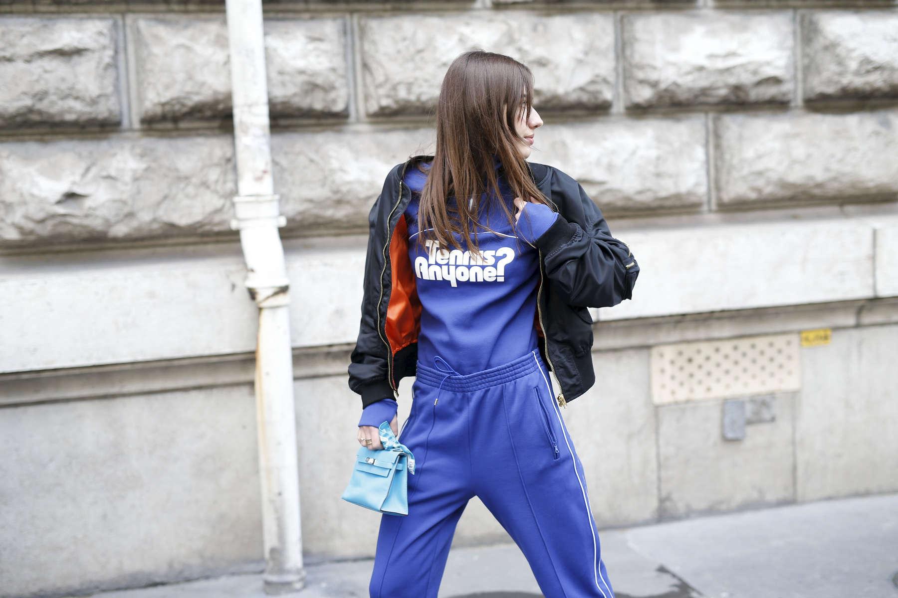 Patricia Manfield - Paris Fashion Week, March 2016