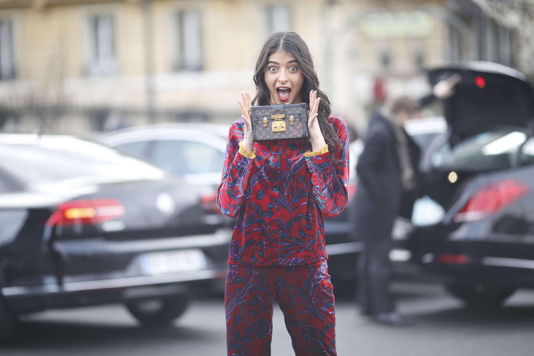 Melanie Darmon - Paris Fashion Week, March 2016