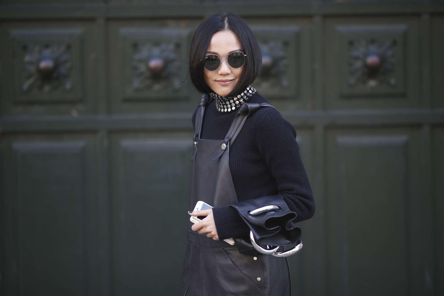 Yoyo Cau - Paris Fashion Week, March 2016