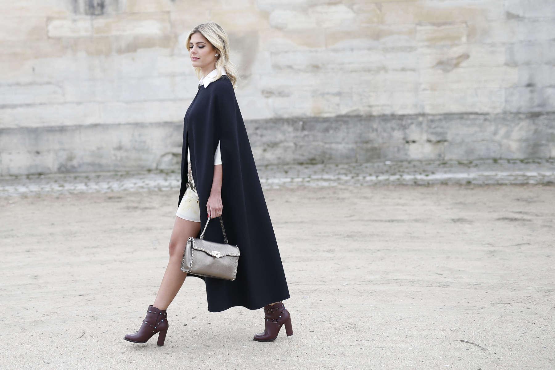 Lala Rudge - Paris Fashion Week, March 2016