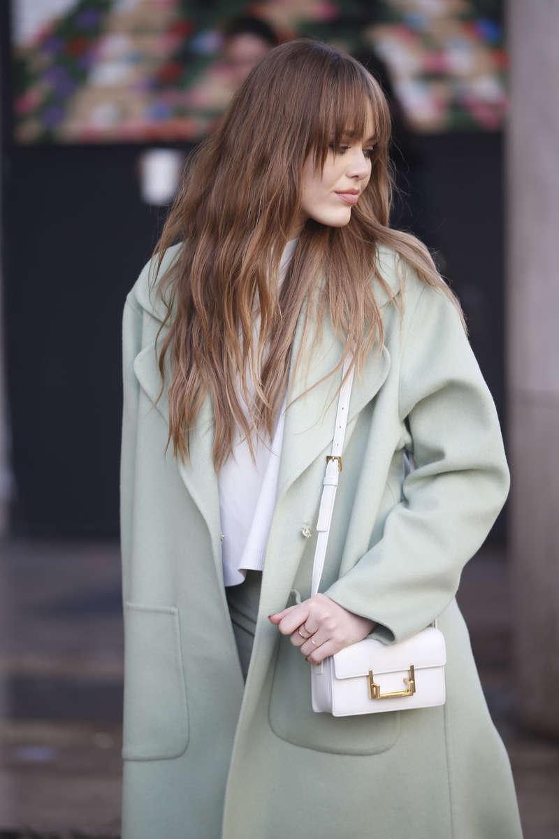 Kristina Bazan - Paris Fashion Week, March 2016