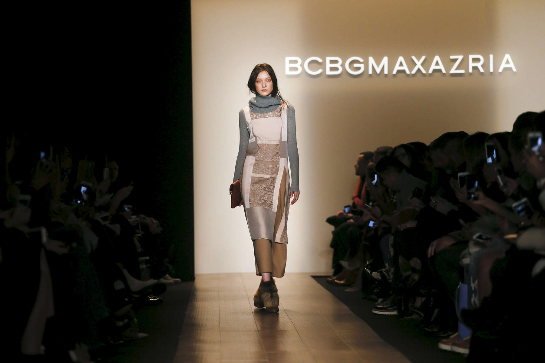 BCBGMAXAZRIA - New York F/W 2015