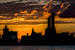 Dusk from Brooklyn 1