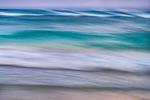 Rough Caribbean Ocean