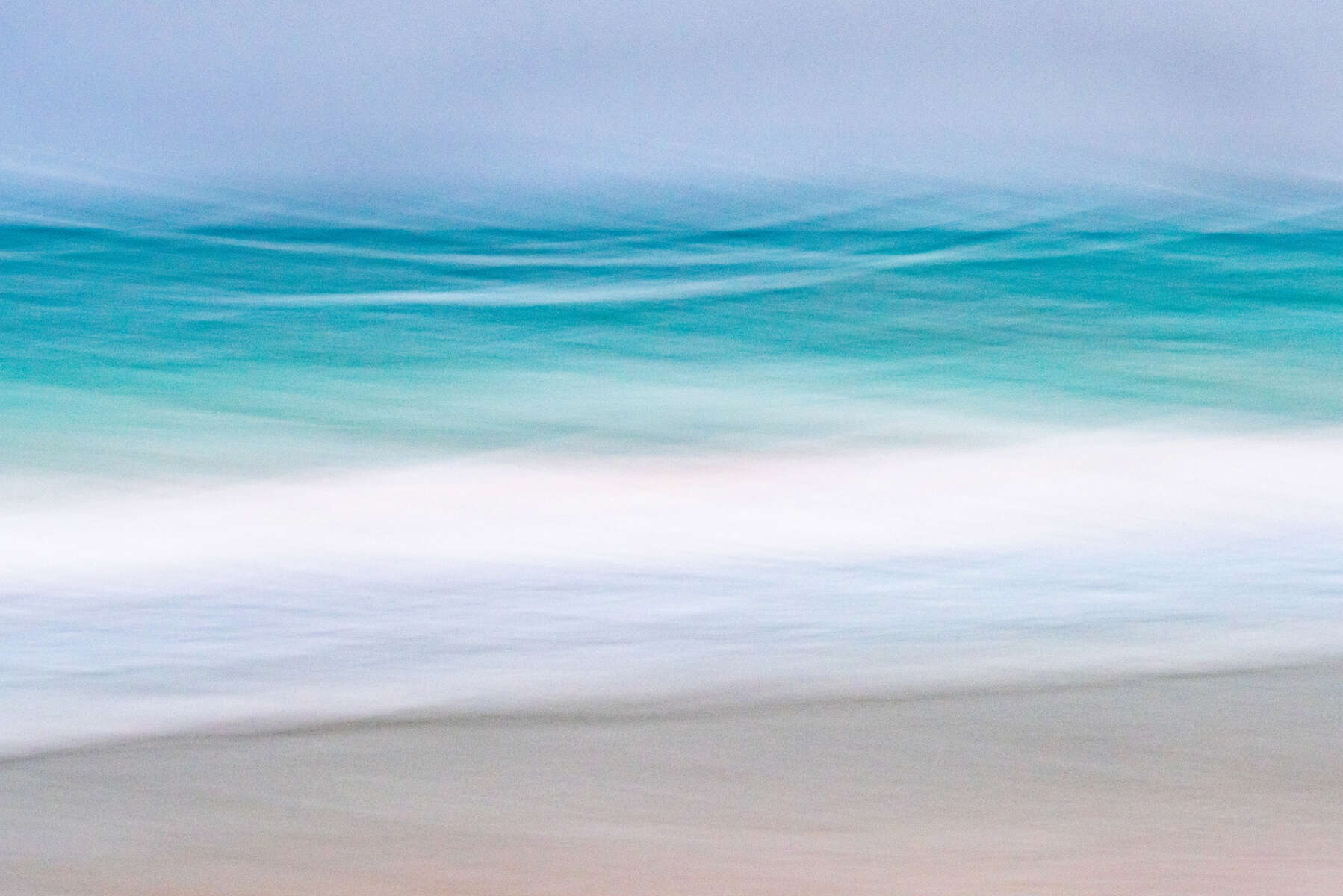 Tropical Sea Abstract