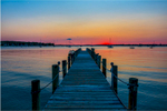 johnmazlish-fineart-shelterisland-deringharbor-sunset-colorful-longislandsound-bay-nature