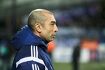FC Schalke 04 coach Roberto Di Matteo before the UEFA Champions League Group G match against NK Maribor on December 10 in Maribor, Slovenia.