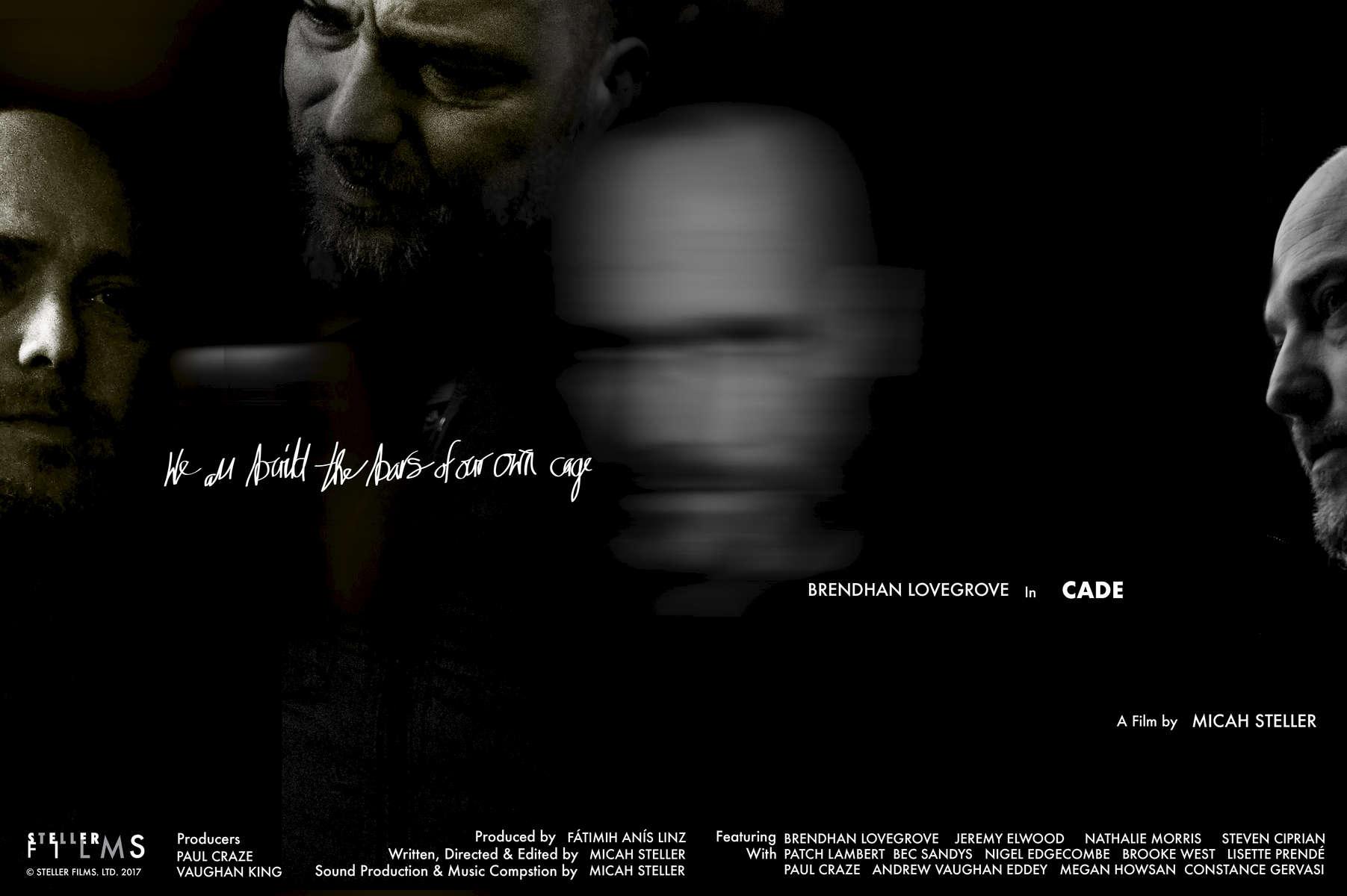 Cade Film Poster