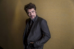 Paris, Octobre 2014. Benicio del Toro