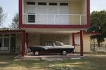 Cuba, April 2015. Forty minutes drive from La Havana the beach resort of Santa Maria is a journey back to the 60's.Cuba, avril 2015. A quarante minutes de La Havane, le complex de Santa Maria est un voyage dans le passé des années 60.