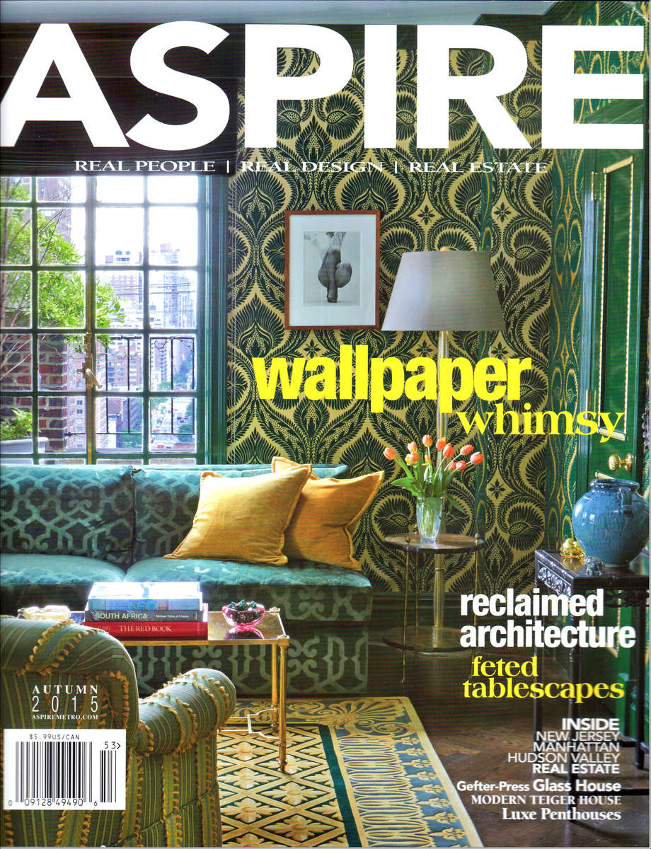 {quote}Fall Into Design{quote}ASPIRE Metro asks designers how fall inspires them in their interior projects and beyond.