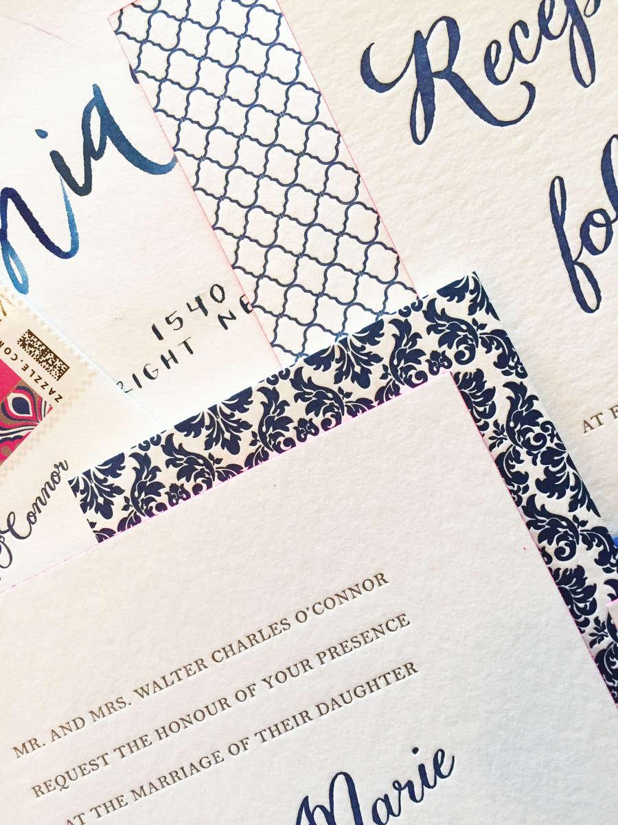Invitation---Wedding---Pattern-on-Pattern