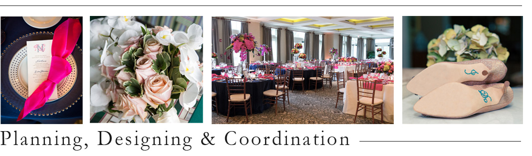 NJ Wedding & Event Planner Services