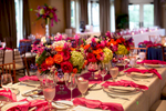 nj wedding table setting