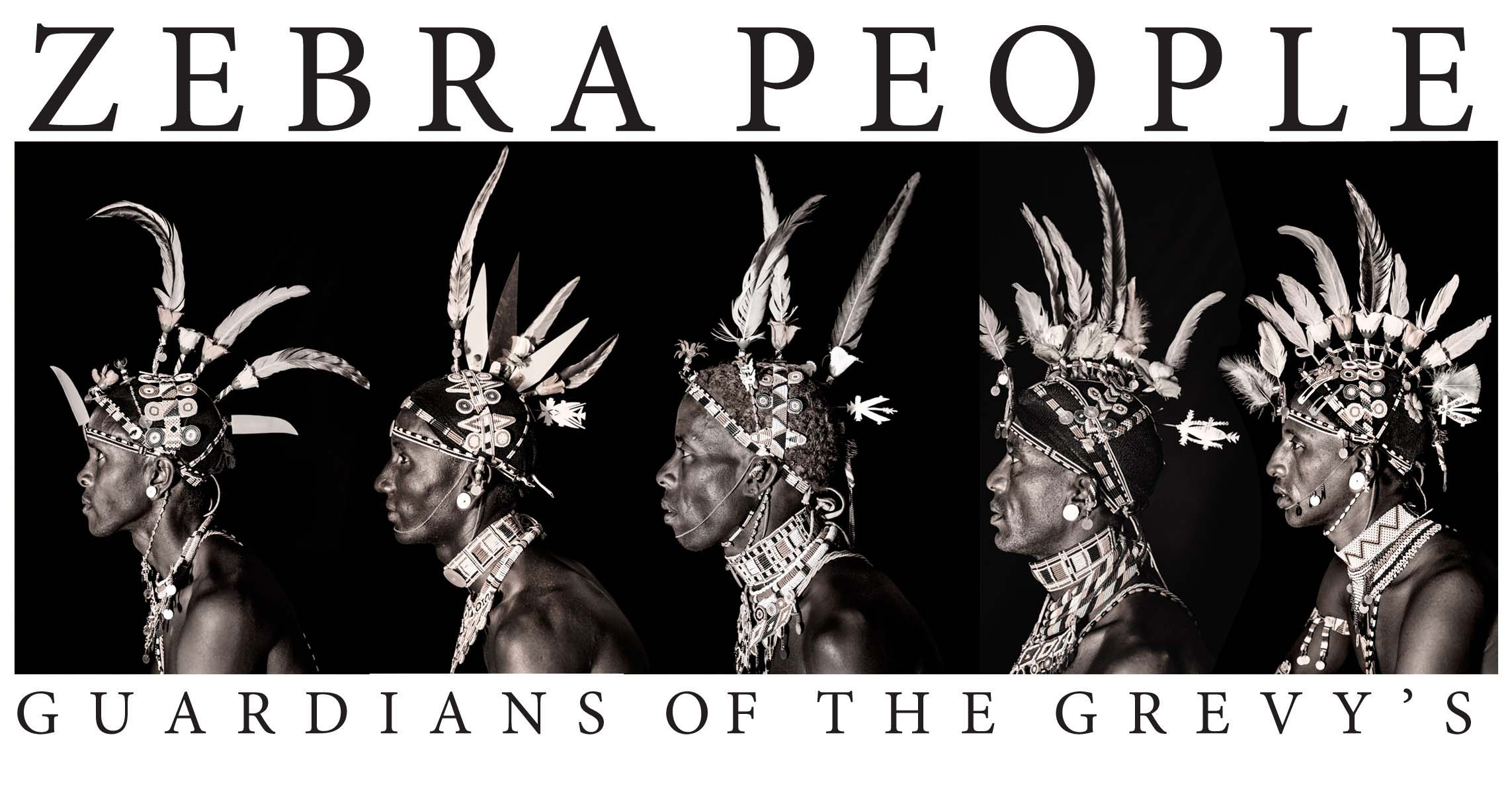 ZEBRA PEOPLE IS A TOURING ART EXPERIENCE FROM A COMMUNITY WHO ARE BEARING WITNESS TO THE HEROIC LAST STAND OF AFRICA'S MOST ENDANGERED ICON, THE GREVY'S ZEBRA.IT IS A STORY ABOUT INTELLIGENT CO-EXISTENCE.IT'S ALSO A STORY OF COOPERATION, HERITAGE AND COMMUNITY, TOLD IN PART BY THE COMMUNITY ITSELF.