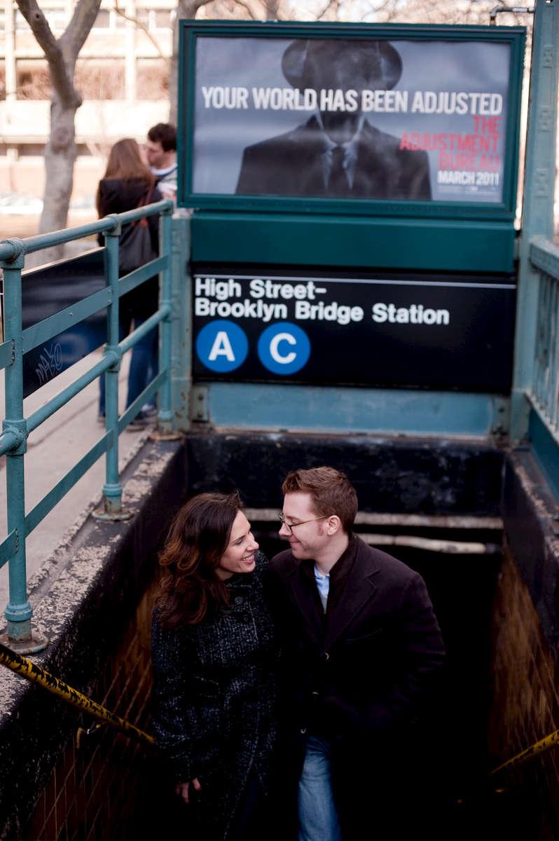 HIGH ST STATION, BROOKLYN, NY