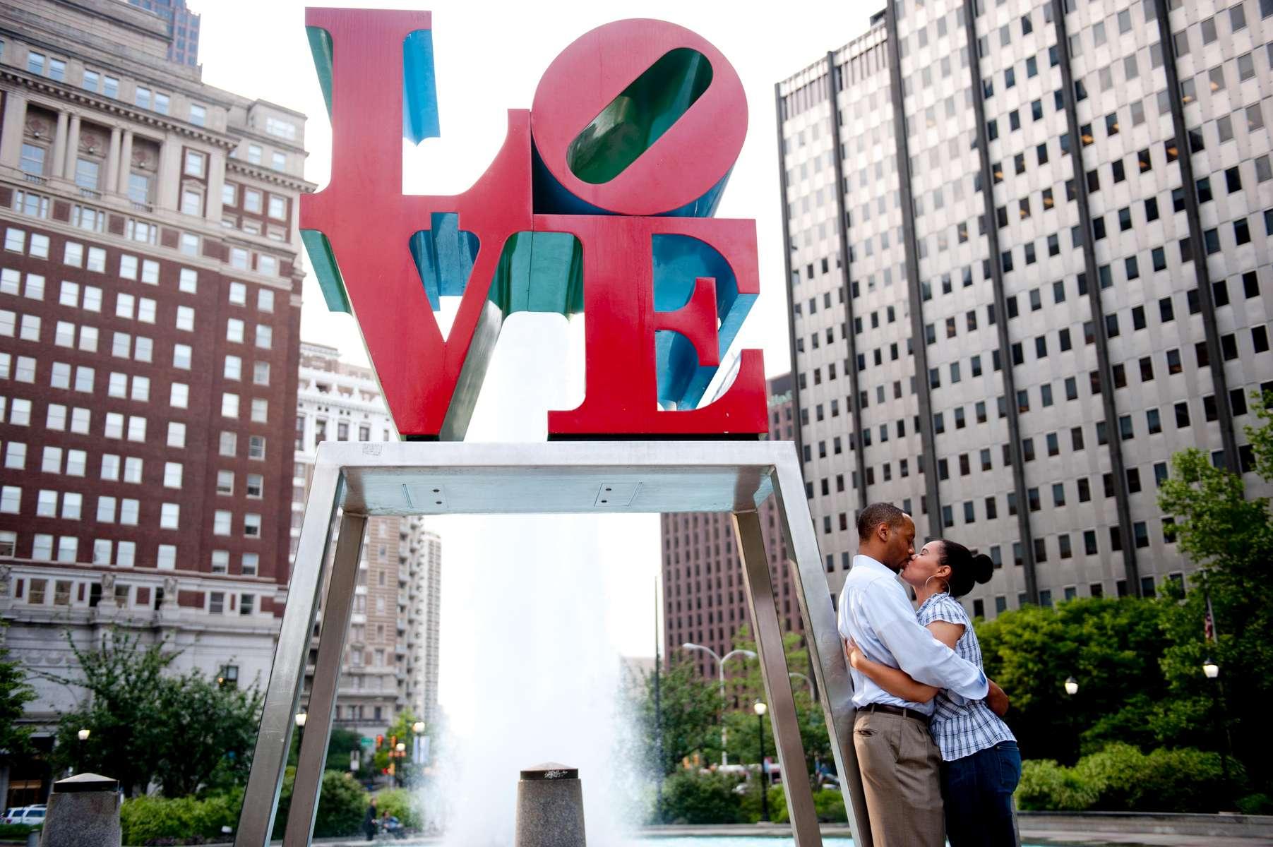 LOVE PARK, PHILADELPHIA, PA