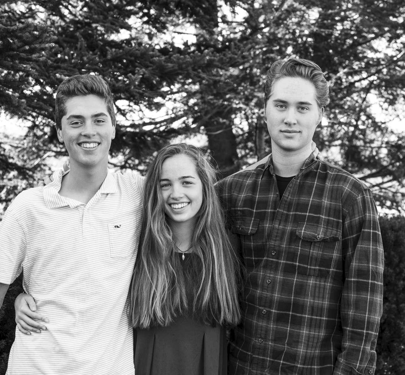 family portrait, Portland Maine