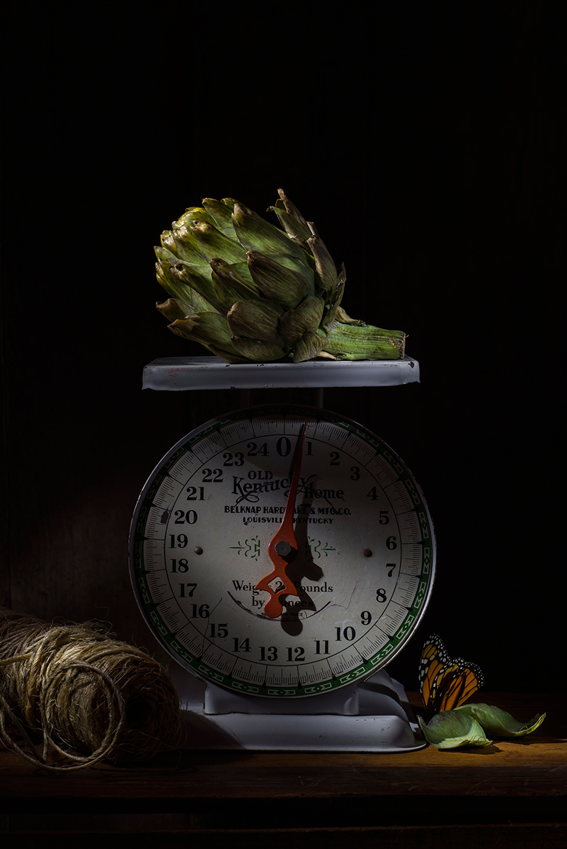 Artichoke-on-Scale