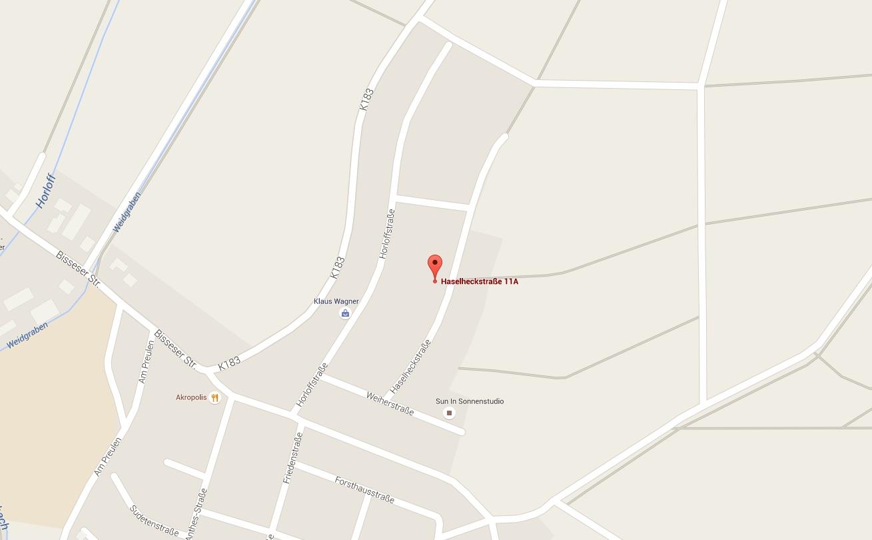 Haselheckstraße 11A61209 EchzellGermany