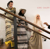 Models prepare to walk the runway at the Haute and Modesty Show during DC Fashion Week, Friday, Feb. 20, 2015. The show, which was part of DC Fashion Week for its fourth season, featured modest fashion from various local and international clothing designers.