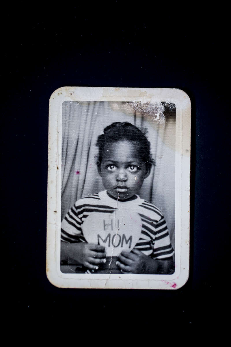 Found photos from vacant homes in Flint, Michigan