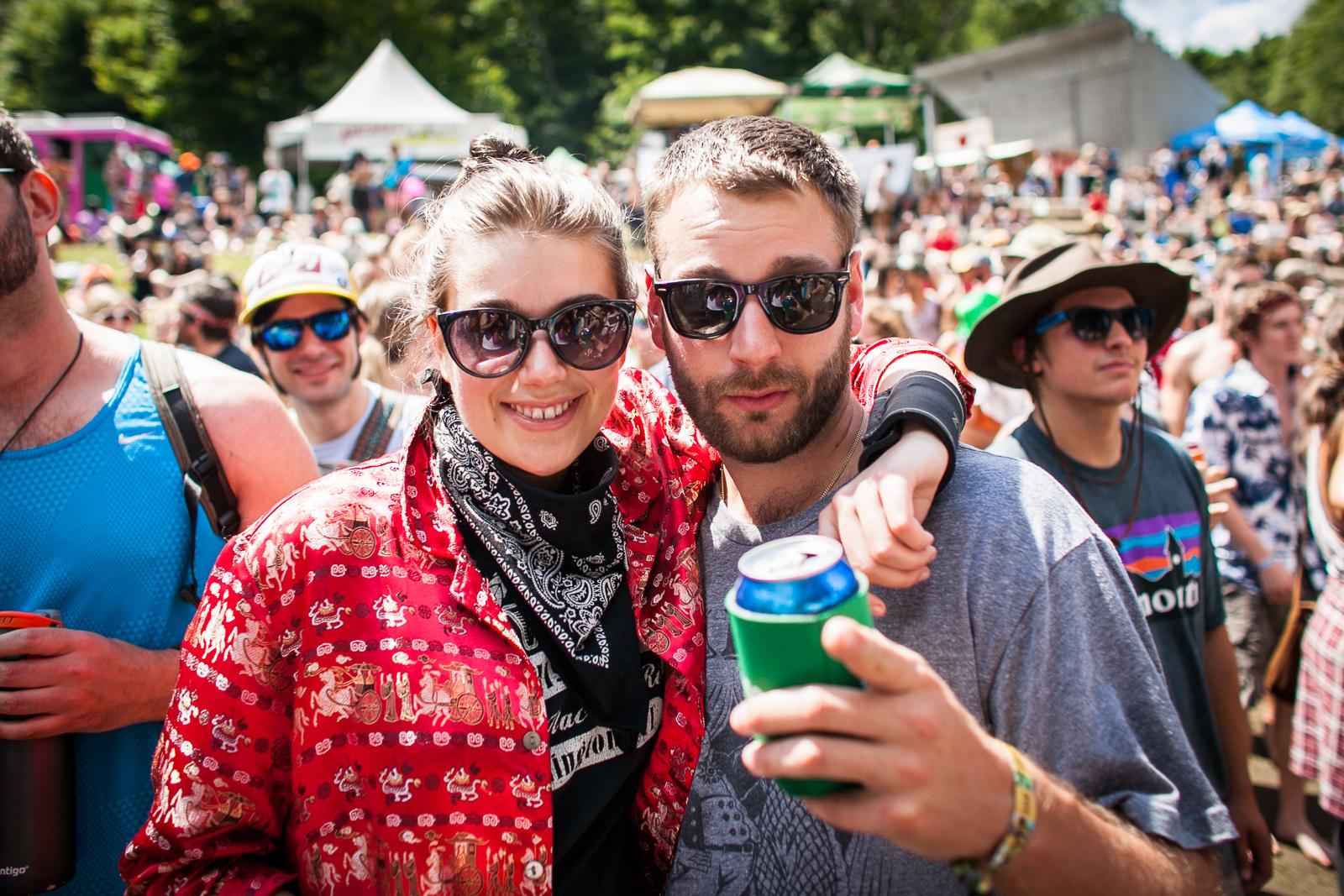 Frendly Gathering festival at Timber Ridge Resort in June 2015.