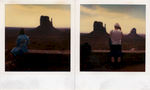 Sight seerers, Monument Valley, Utah, 2004.
