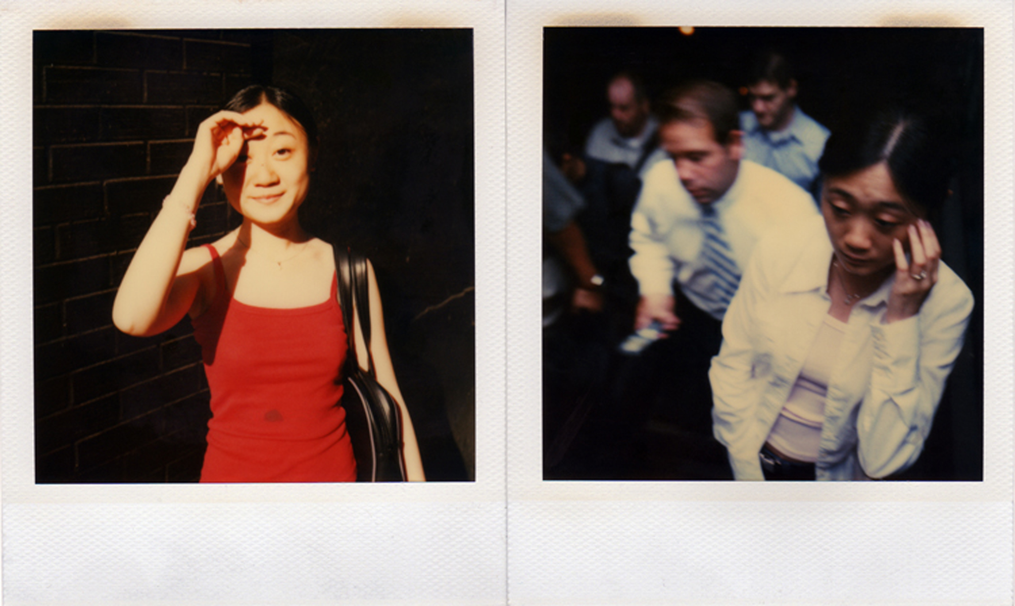 Winnie, New York City, New York, 2001.