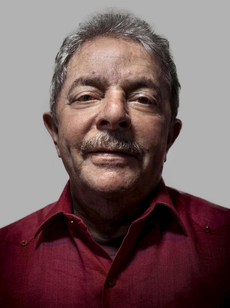 Luiz Inácio Lula da Silva. Former President of Brazil.