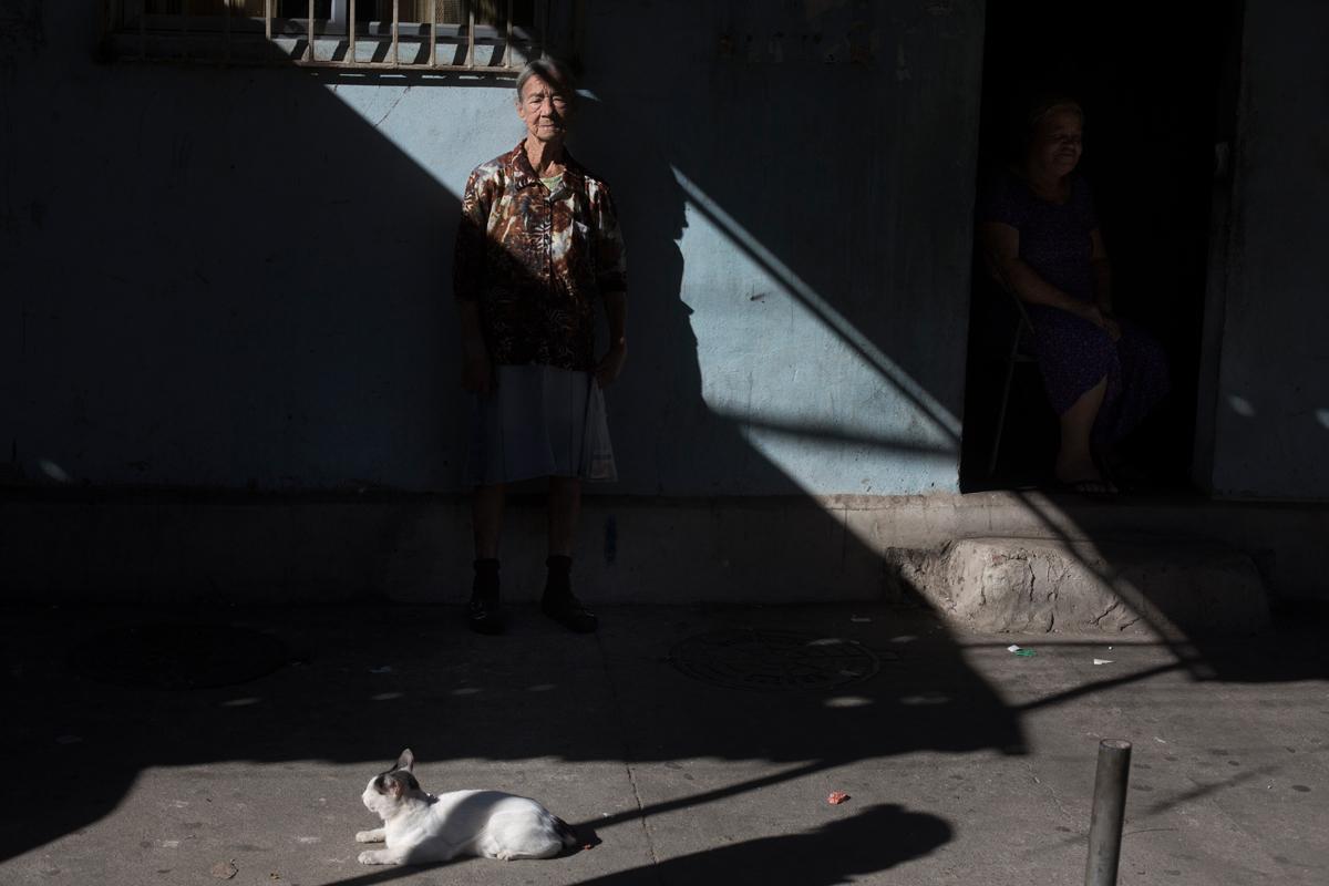 Favela do Manguinhos,  in Rio de Janeiro, Brazil