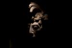 El Gobernante Divino. Palenque. Exposicion sobre la cultura Maya {quote}El Lenguaje de la belleza-Miradas Cruzadas{quote} en el Museo Antropologico, Ciudad de Mexico, Mexico, 9 de agosto del 2017