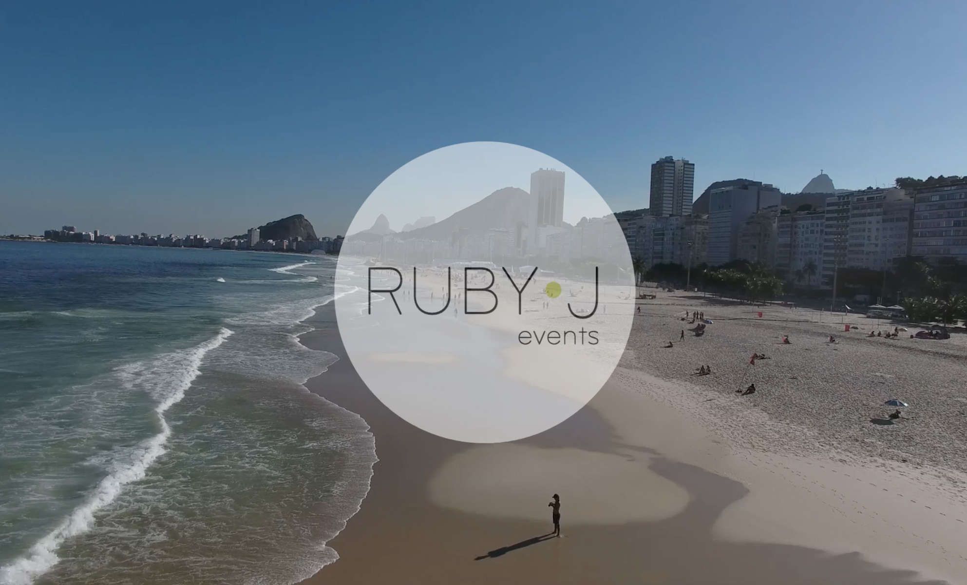 {quote}OLYMPIC GAMES RIO DE JANEIRO 2016{quote} | CLIENT: RUBY EVENTS | CAMINITOFILMS: PRODUCTION, CINEMATOGRAPHY & EDIT / EDER NEVES-NOS2FILMS