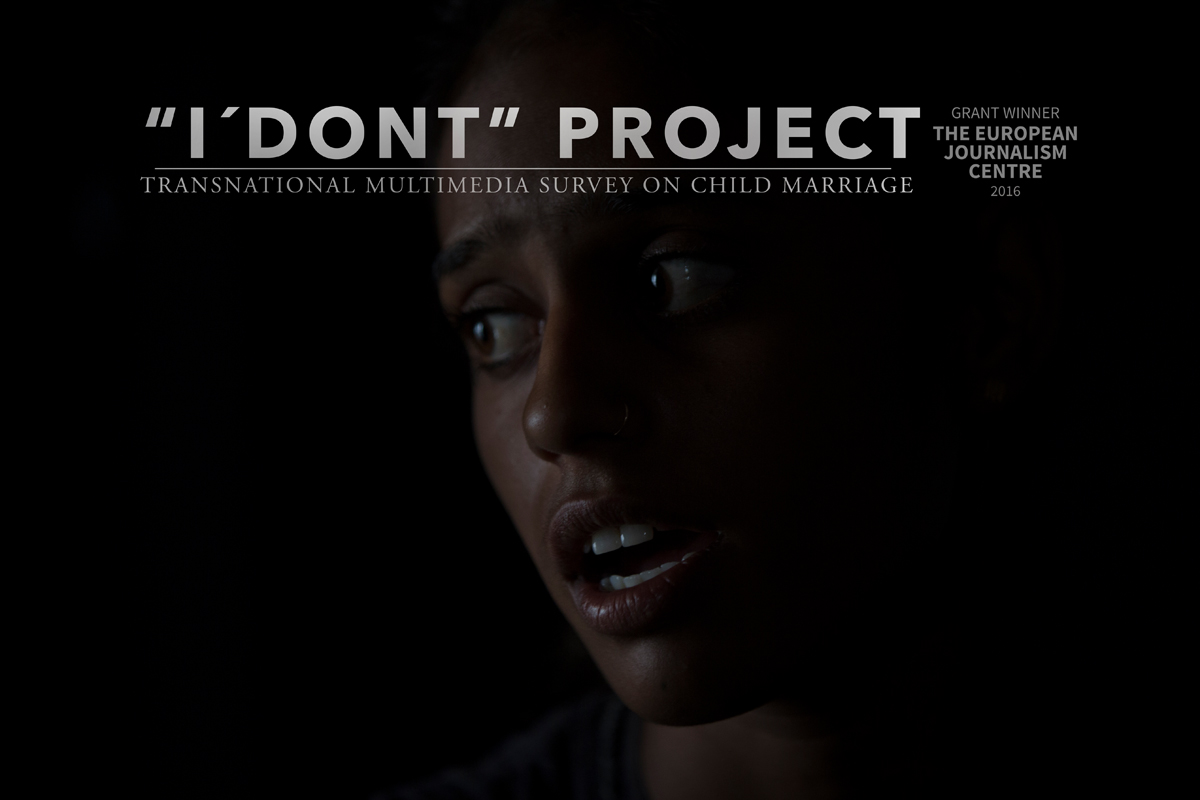 {quote}I´DONT PROJECT{quote}   CLIENT: THE EUROPEAN JOURNALISM CENTRE   CAMINITOFILMS:  CINEMATOGRAPHY   PRODUCTION: NATALIA OTERO   EDITING: JAIME ASENSIO