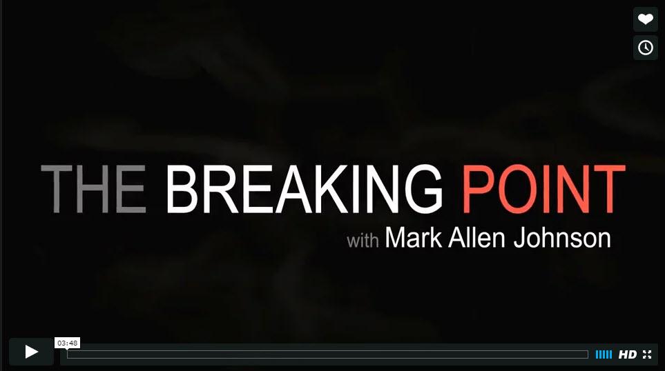 Mark Allen Johnson On Camera Presentation for Red Bull.