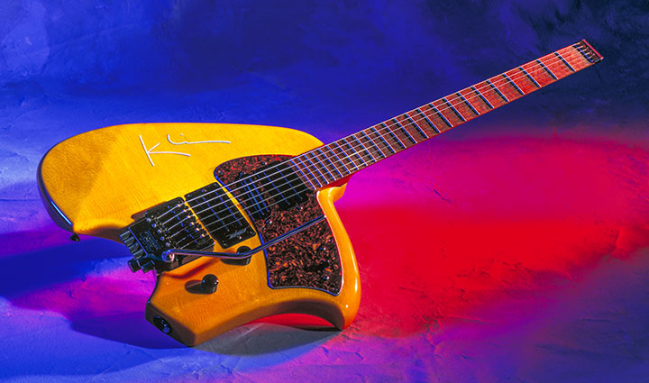 Custom Designed Electric Guitar