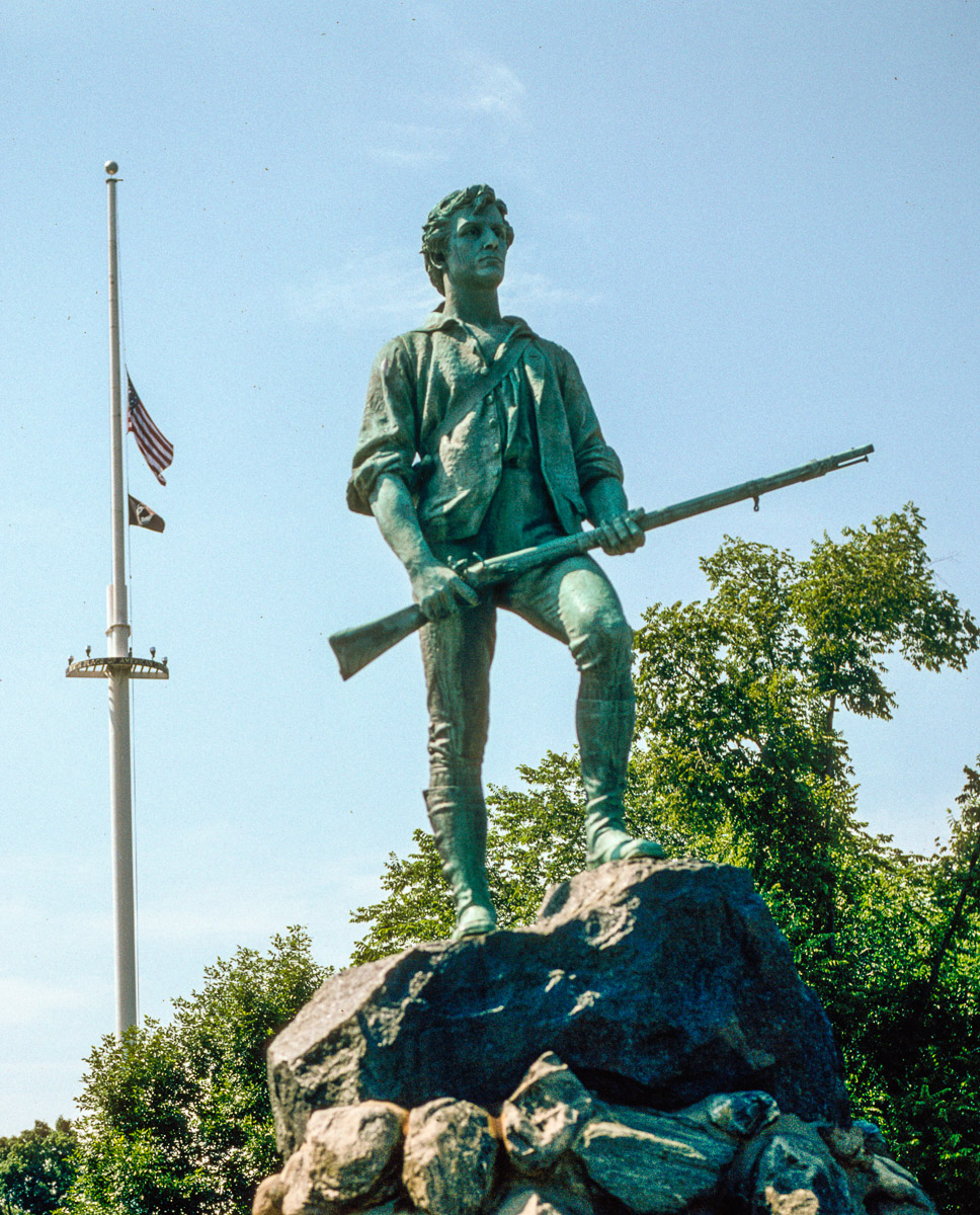 -Minuteman-Statue-Lexington