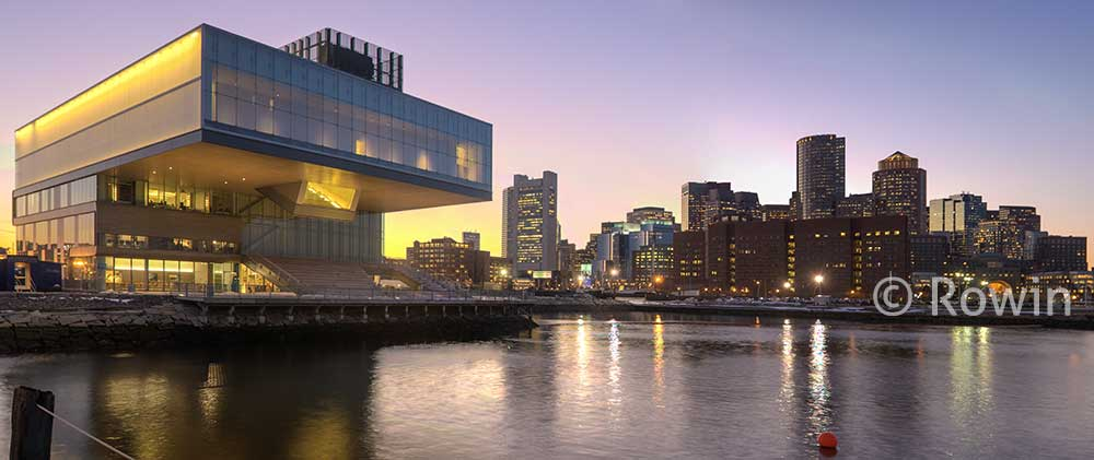 Institute of Contemporary Art and Boston Waterfront