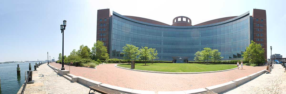 Moakley-Courthouse Panorama