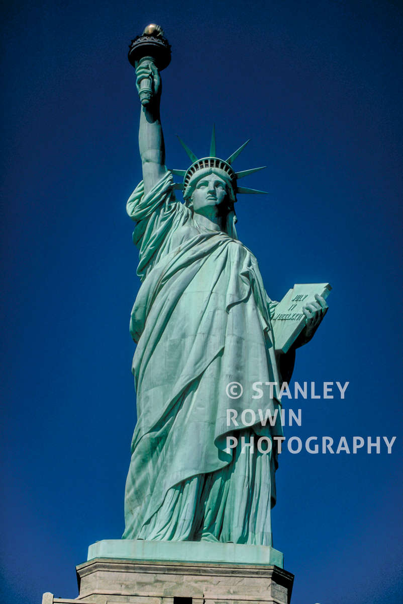 Monument, Statue; New York City; Statue of Liberty