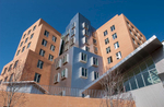Ray and Maria Stata Center,Architectural Detail, MIT, Massachusetts Institute of Technology,