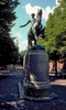Paul Revere Statue. Boston, MA, North End